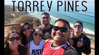 Hiking Torrey Pines in San Diego!