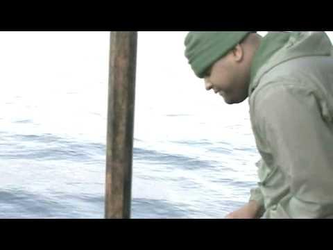 pesca perigosa