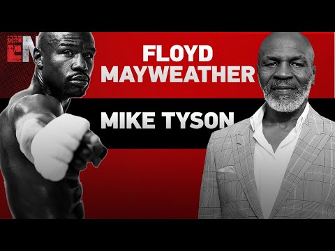 Floyd Mayweather and Mike Tyson Steal Show At WBC Convention - EsNews