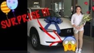 BUYING HER DREAM CAR!!!
