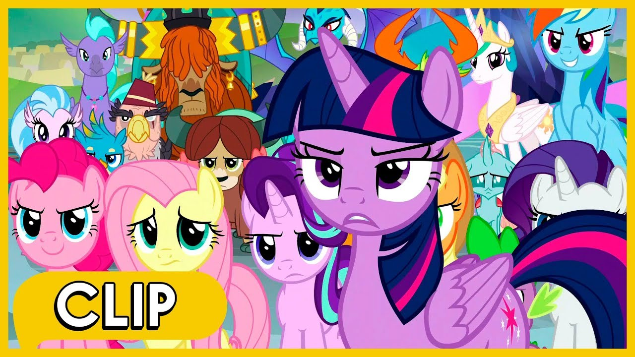 Reopening the School of Friendship - MLP: Friendship Is ...