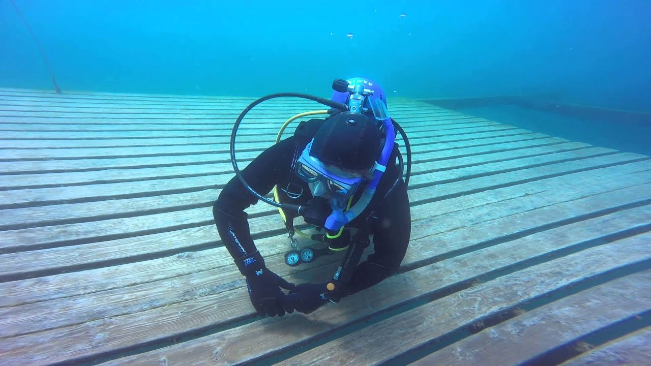 Padi Scuba Diving Certification Dutch Springs Pa Youtube