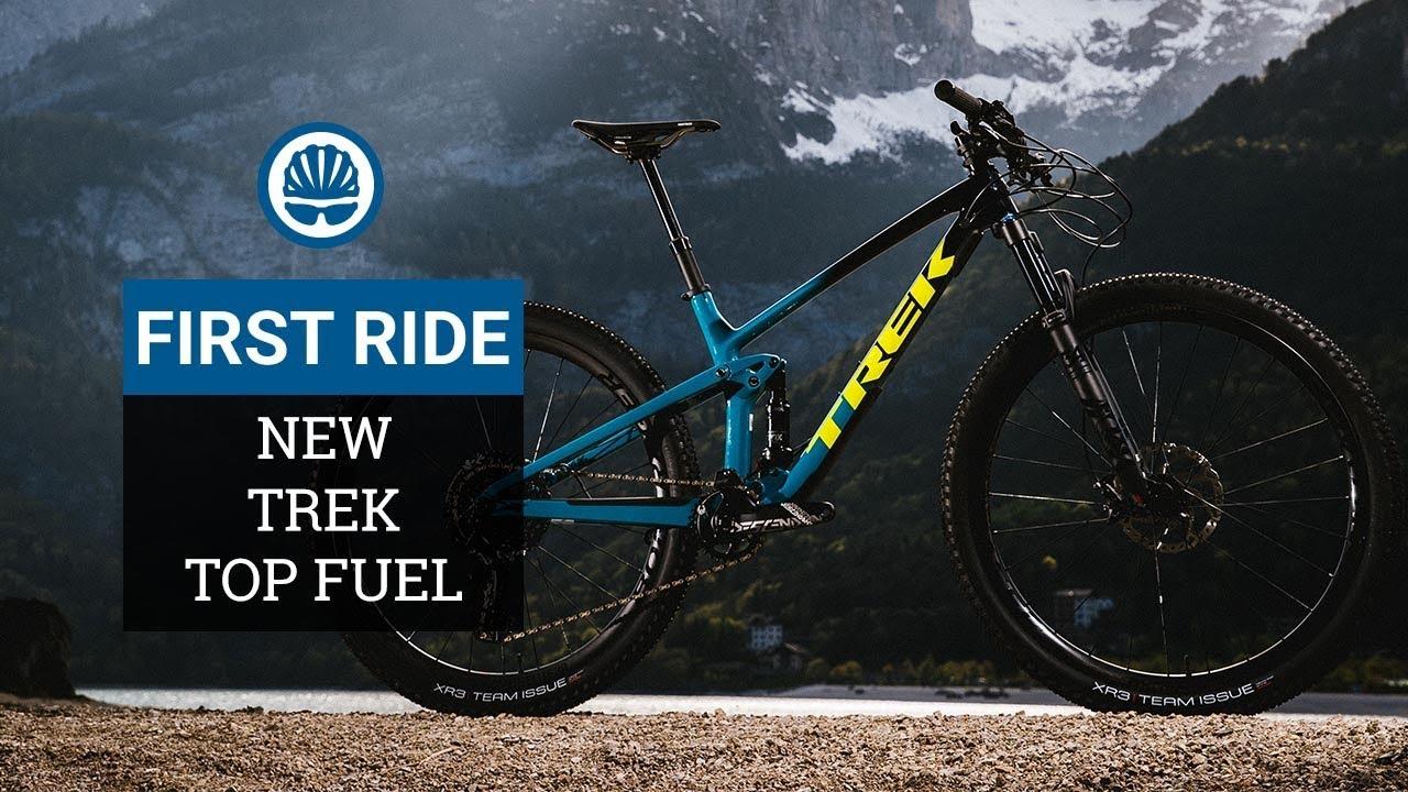 NEW Trek Top Fuel | XC Race Bike Gets a Trail Shredding ...