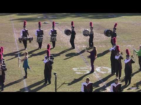 Harnett Central High School Marching Band 11/3/2018