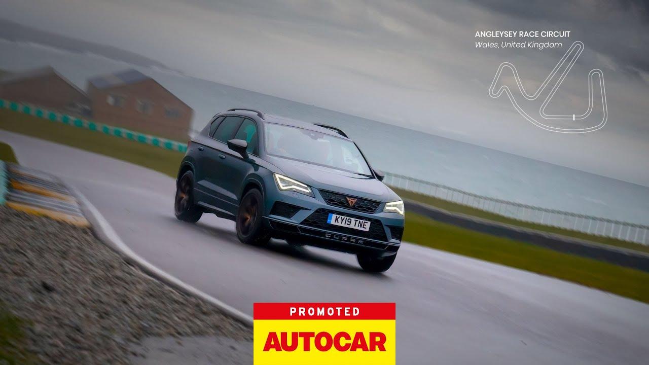 Promoted | The CUPRA Ateca: in one lap | Autocar