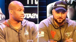 Daniel Dubois vs Nathan Gorman HEAVY DUTY | FULL & FINAL press conference