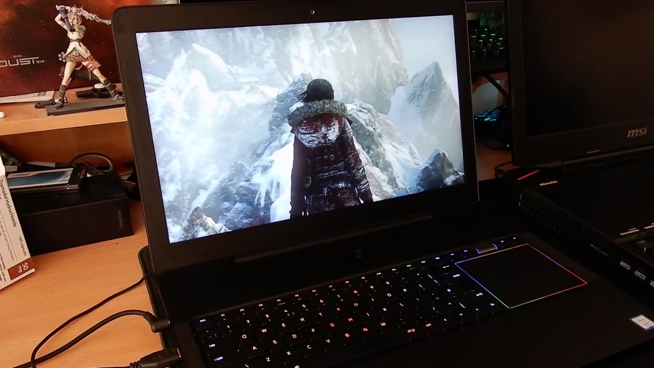 The Official MSI GS63VR STEALTH PRO/GeForce GTX 1070 Max-Q Owner's