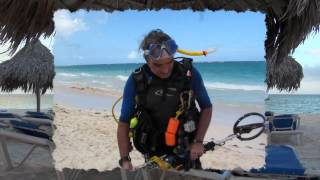 "Treasure Hunters-4, ""Punta Cana - Sea"""