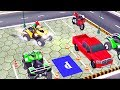 Bike Racing Games - ATV Quad Bike Parking games - Gameplay Android free games