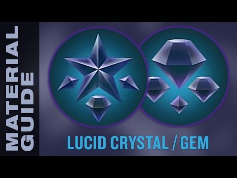 Farm Lucid Crystals and Gems FAST in Kingdom Hearts 3 (KH3 Material Synthesis Guide)
