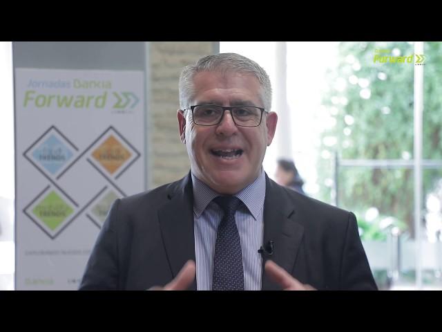 Jornada Forward Agro Granada - Entrevista a Jesús Navarro