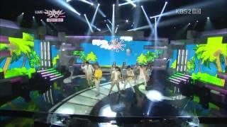 (120629)(HD)  B1A4 & APINK- Baby Good Night + Summer Story + Ocean + Hush