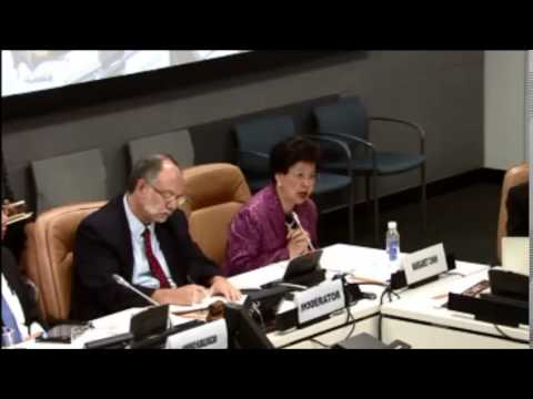 Margaret Chan, Director-General, WHO - Session 4C, 2014 DCF
