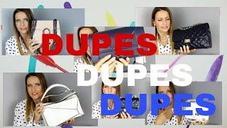 #2 Luxus Handtaschen look a likes I Designer dupes I Alternativen für kleineres Geld l by meloflori
