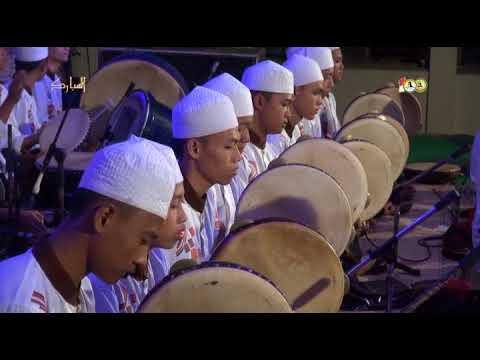 الصبح بدا  - النجاة قدس An Najah Kudus (Konser 100 Sholawat)