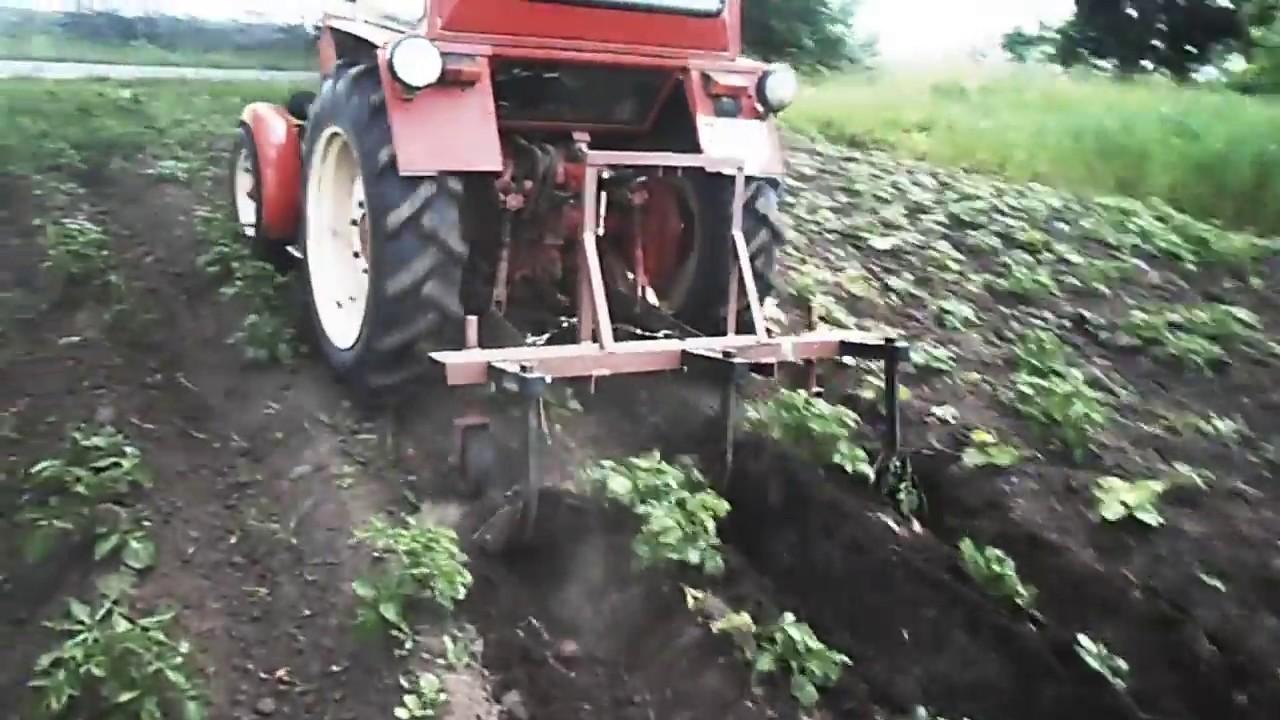 Окучник к трактору т-25 своими руками 565