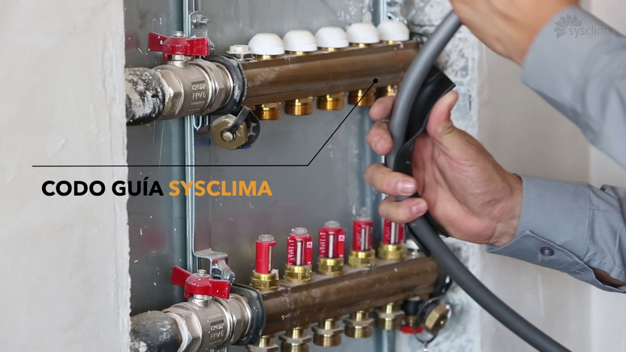 Sysclima instalacion suelo radiante youtube - Instalacion suelo radiante ...
