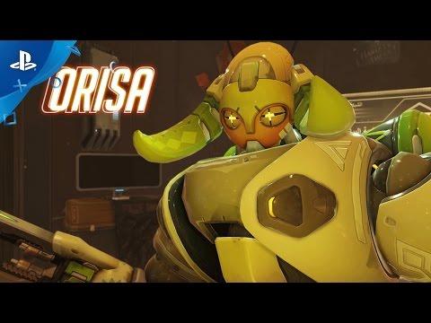 Overwatch – New Hero Orisa Is Now Live! | PS4