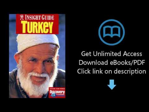 Download Turkey (Insight Guide Turkey) PDF
