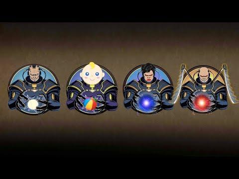 Shadow Fight 2 - Тень против Семья Титанов