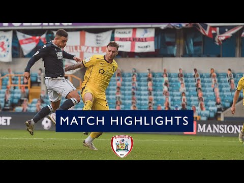 Millwall Barnsley Goals And Highlights