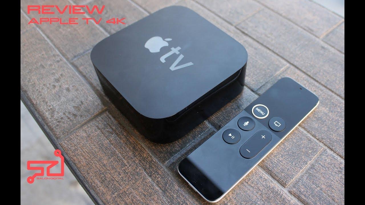 Review Apple TV 4K: Infuse 5, Kodi Krypton, SalonDigital Redux, Tvheadend,  etc