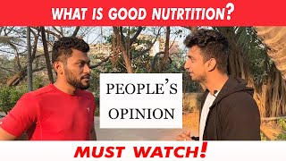 Smart eating for healthy lifestyle | health and nutrition good in hindi