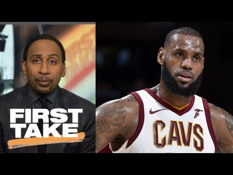 Stephen A. Smith says Cavaliers have no excuses to not win NBA championship | First Take | ESPN