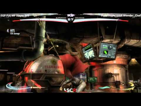 SCR 2014 - IGAU - EGP FLK MF Slayer 909 vs HypeSkype EGP Wonder Chef - Top 16