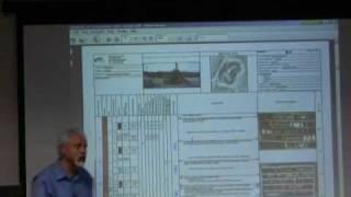 Seminar: Astani Department - Geotechnical and Geo-environmental Data Management