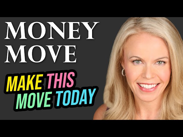 #1 Money Move To Make Today!
