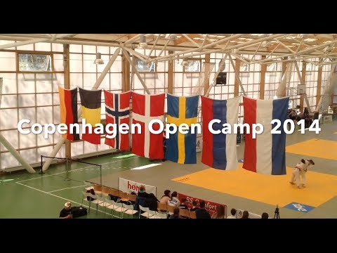 Copenhagen Open 2014 - Camp day two