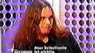 Ville Valo at Fast Forward 1998