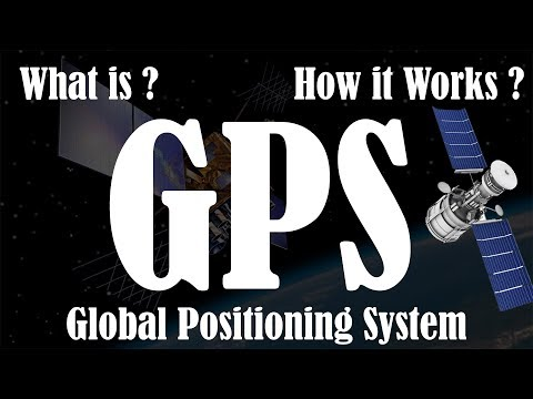 [Hindi] What is GPS system | How GPS works | Global Positioning System | Explained.