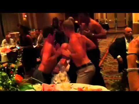 Funny Wedding Strip Tease