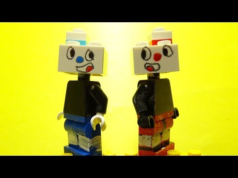 Lego Cuphead Rap Animation (Song By JT MUSIC)