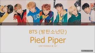 BTS - Pied Piper [HAN/ROM/ENG/GER Lyrics]