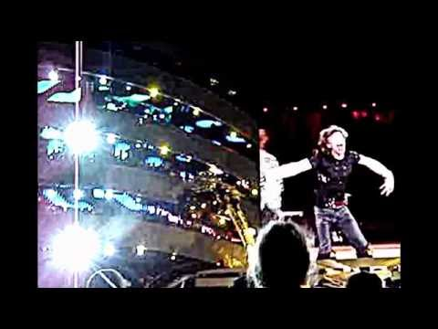 The Rolling Stones Live In Concert A Bigger Bang Tour East Hartford Connecticut 2005