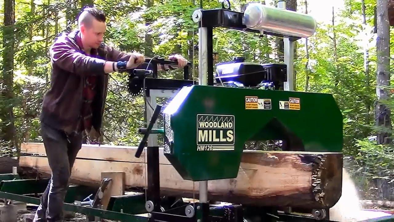 Best Portable Sawmill 2019