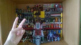 обзор на всю мою коллекцию минифигурок Lego Legends of Chima