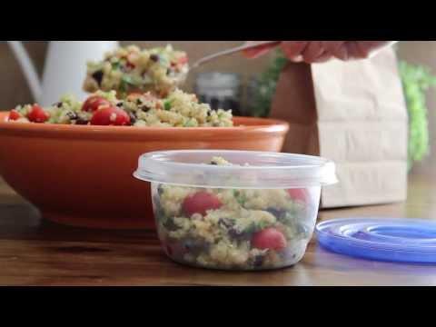 How to Make Zesty Quinoa Salad | Salad Recipe | Allrecipes.com