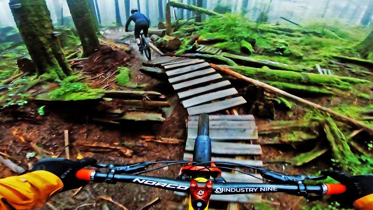 These Trails Are Terrifying In The Wet