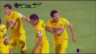 Santos vs América 2018