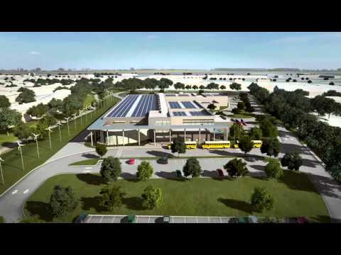 Net Zero Middle School - Irving School District