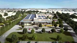 Net Zero Middle School - Irving School District