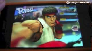 Street Fighter IV Volt para iPhone (pt BR)