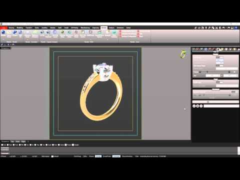 RhinoGold 6  Communication  Web 3D