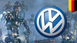 德國福斯汽車廠 機器人殺人事件