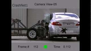 Infiniti M / M37 / M56 | 2013 | Side Crash Test | Nhtsa | Crashnet1
