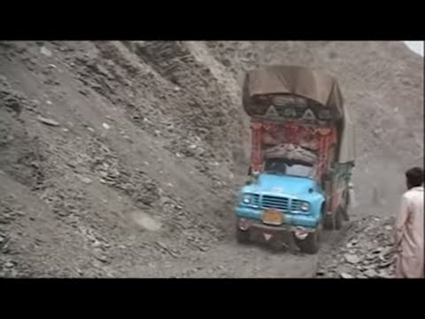 Pakistan, mountain top highway (full documentary)